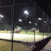 Photo taken at Cooper Park Tennis Club by Darren J. on 3/20/2012