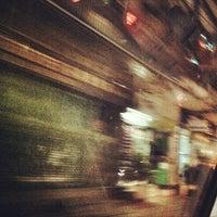 Photo taken at ป้อมตำรวจหน้าสถานีเพชรบุรี by Louis B. on 2/28/2012