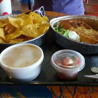 Photo taken at Cafe Rio Mexican Grill by Josh L. on 7/11/2012