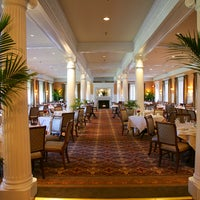 Photo taken at Grand Dining Room by Jekyll Island Club on 7/24/2012
