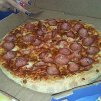 Photo taken at Domino's Pizza by Cristiano C. on 5/20/2012