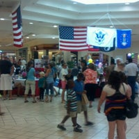 Glynn Place Mall View From The West Entrance Area