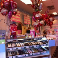 Photo taken at Just Baked by Susan M. on 3/14/2012