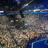 Photo taken at 2012 Democratic National Convention | #DNC2012 by Becca F. on 9/7/2012