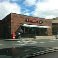 Photo taken at Chipotle Mexican Grill by Sandy on 9/9/2012