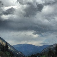 Photo taken at The Rocky Mountains by Selene K. on 6/7/2012