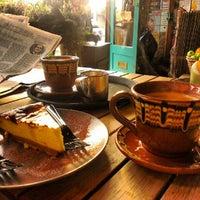 Photo taken at My Village Cafe by Łukasz K. on 9/1/2012