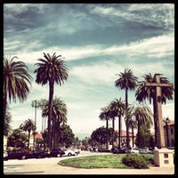 Photo taken at Santa Clara University by Cristina P. on 4/17/2012