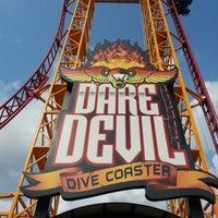 Photo taken at Dare Devil Dive by Dwayne K. on 8/10/2012