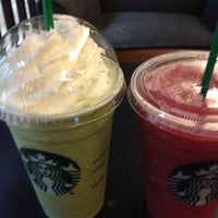 Photo taken at Starbucks by Chonthicha D. on 7/3/2012
