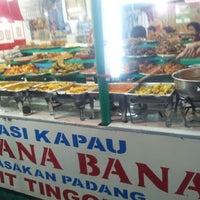 Photo taken at Nasi Kapau Sabana Bana by S Rahmad J. on 8/23/2012
