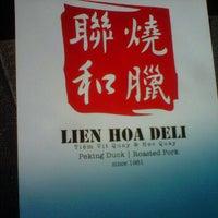 Photo taken at Lien Hoa B.B.Q. by Curt O. on 4/14/2012