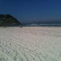 Photo taken at Posto 1 by Moniquinha B. on 7/22/2012