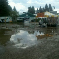 Photo taken at Dakota County Fairgrounds by Kristin M. on 8/8/2012