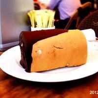 Photo taken at Melita Cafe & Restaurant by Eda on 6/20/2012