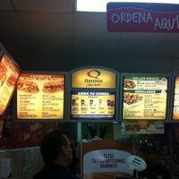 Photo taken at Quiznos by Leonardo S. on 4/25/2012