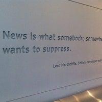 Photo taken at RTT News by Kristina B. on 5/27/2012