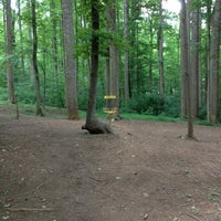 Photo taken at Hornets Nest Disc Golf Course by Reid B. on 6/5/2012