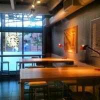 Photo taken at Starbucks by Jacqueline B. on 6/21/2012