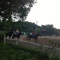 Photo taken at Feria Ganadera by Juan Carlos P. on 6/26/2012