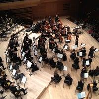 Photo taken at La Maison Symphonique de Montréal by Jan-Nicolas V. on 5/10/2012