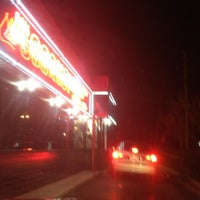 Photo taken at Cook Out by Nathan B. on 3/14/2012