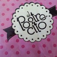 Photo taken at El Postrecito by Cintia C on 5/26/2012
