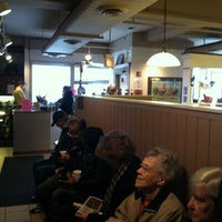 Photo taken at Egg Harbor Cafe by Chris P. on 2/26/2012