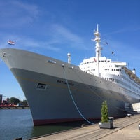 Photo taken at ss Rotterdam by Anne K. on 8/18/2012