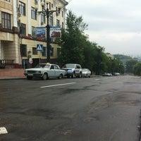 Photo taken at улица Шевченко by Виктория Б. on 7/7/2012