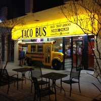 Photo taken at Taco Bus by Anand P. on 2/15/2012