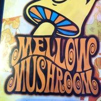 Photo taken at Mellow Mushroom by Matthew P. on 5/27/2012