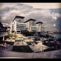 Photo taken at Taylor's University Lakeside Campus by Ashraf J. on 4/26/2012