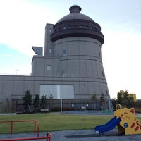 9/4/2012にAtibot T.が東京都水道局 大谷口給水塔で撮った写真