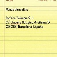 Foto tomada en fonYou Telecom por Fernando Z. el 4/5/2012