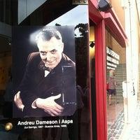 Photo taken at Sala Municipal d'Exposicions Andreu Dameson i Aspa by Susanna G. on 6/2/2012