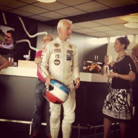 Photo taken at Pioneer VIP Box by Gert B. on 6/28/2012