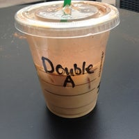 Photo taken at Starbucks Coffee by Double E. on 7/10/2012