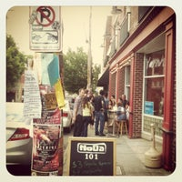 Photo taken at NoDa Historic Arts District by Sarah D. on 5/6/2012