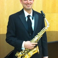 Photo taken at Bezanson Recital Hall by David M. on 2/12/2012