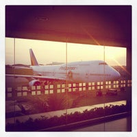 Photo taken at Philippine Airlines by Kenneth R. on 4/5/2012