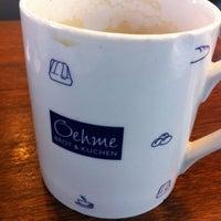 Das Foto wurde bei Oehme Brot & Kuchen GmbH von Marcel am 7/18/2012 aufgenommen