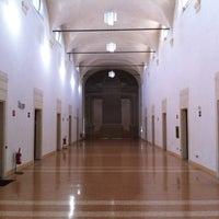 Photo taken at Student's Hostel della Ghiara by Michele M. on 5/11/2012