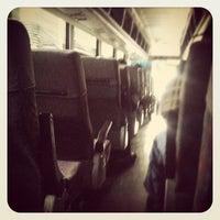 Photo taken at Greyhound Bus Lines by Makoto on 4/13/2012