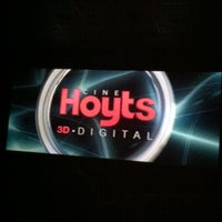 Photo taken at Cine Hoyts by 🎧 Yovi S. on 4/29/2012