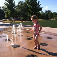 Photo taken at River Parks-41st Street Plaza by Joshua on 7/27/2012