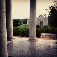 Photo taken at James Whitcomb Riley's Grave Site. by David L. on 9/12/2012