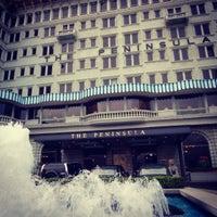 6/11/2012にAPRILIDERがザ・ペニンシュラ香港で撮った写真