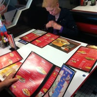 Photo taken at Steak 'n Shake by C. Wayne L. on 5/6/2012