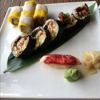 Das Foto wurde bei SUteiShi Japanese Restaurant von Fatima W. am 6/2/2012 aufgenommen